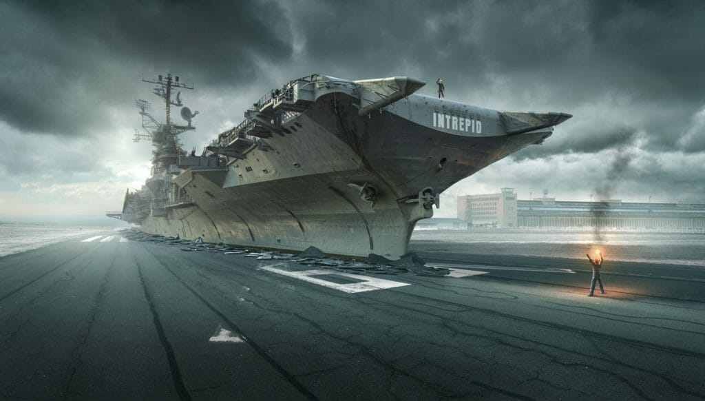 Cold_War - Uli Staiger