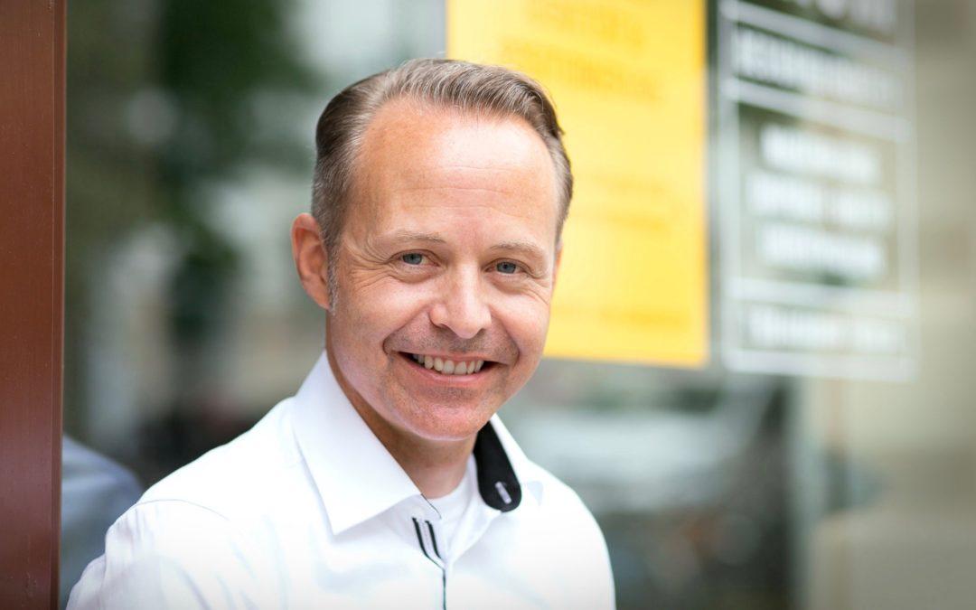 Im Gespräch mit Florian Caspers